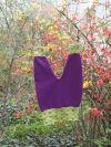 Hose aus Baumwollsweat, Größe: 86, 22€, Artikelbezeichnung: lila Wal