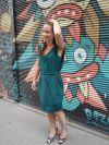 Kleid aus 95% Viskose und 5% Elasthan. Ich nähe Ihnen gerne Ihre Größe und Farbe! Artikelbezeichnung: Kleid Ocean, 70€